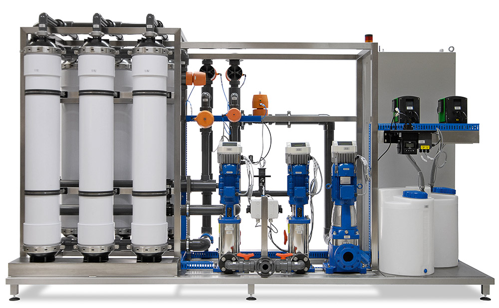 Ultra Filtration Systems Usf Water Purification