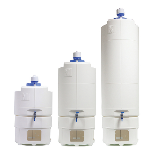 POLYETHYLENE (PE) STORAGE TANKS - USF Water Group - Planung